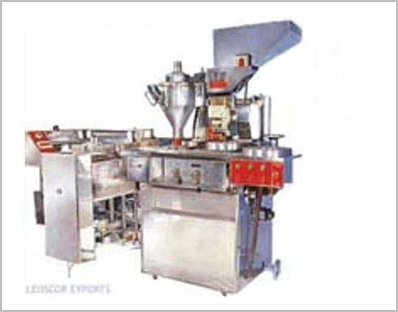 LEOSCOR - MX 115 Capsule Filling Machine