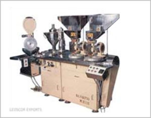LEOSCOR - MX 135 Capsule Filling Machine