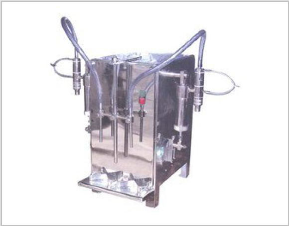 Semi Auto Volumetric Liquid Filling Machine