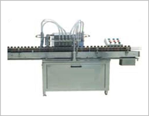 Linear Volumetric Filling Machine