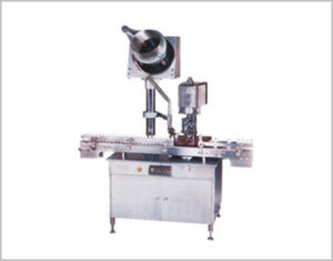Rop Cap Sealing Machine