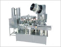 Rotary Vacuumetric Filling Machine