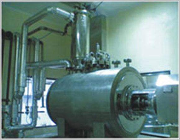 Rotocone Dryer